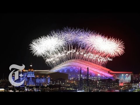 Olympics Open in Sochi | Times Minute | The New York Times
