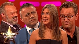 SO NORTON TOLD YOU LIFE WAS GONNA BE THIS WAY! | Best of FRIENDS on The Graham Norton Show