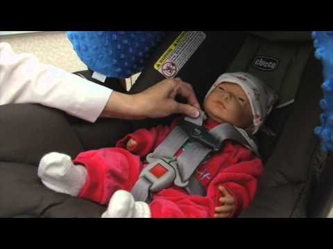Car Seat Experts Warn Parents of Bulky Winter Coats