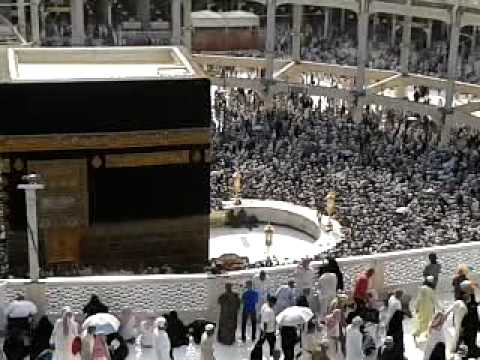 Mecca Thawaaf on eid ul azha holidays