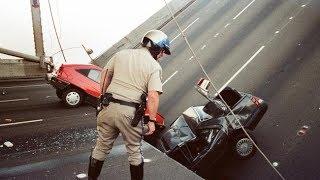 INSANE FOOTAGE!! San Francisco Earthquake- 1989- BEST CLIPS