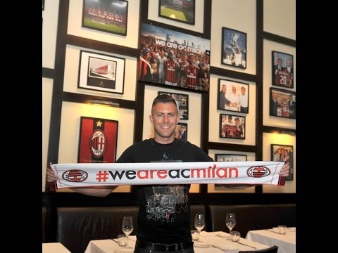 Jeremy Menez Welcome To A.C. Milan