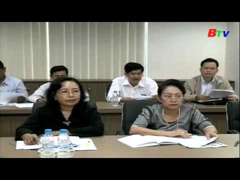 Đoàn công tác bộ kế hoạch Vương quốc Campuchia làm việc tại Bình Dương 2 7