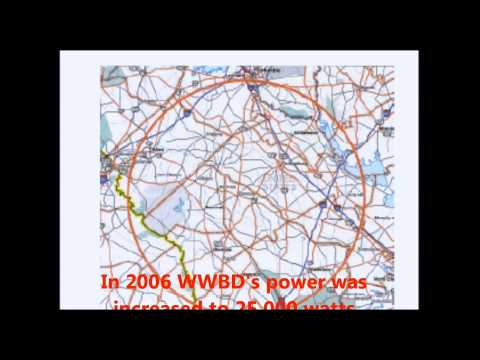 95 7 WWBD -FM (June 11th, 2003)