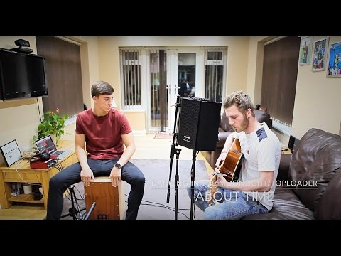 Dancing In The Moonlight/Toploader - About Time Acoustic Cover