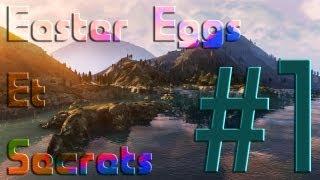 [Episode 1] GTA V : Secrets Et Easter Eggs #FR