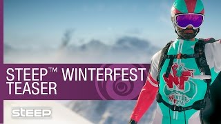 Steep - Winterfest Pack Teaser