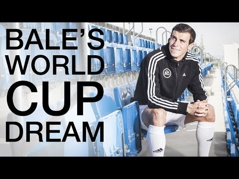 Gareth Bale's World Cup Dream