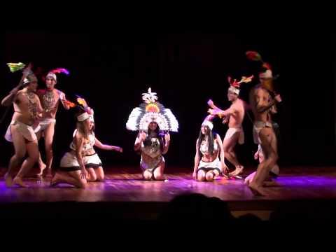Matices del Peru danza de la anaconda