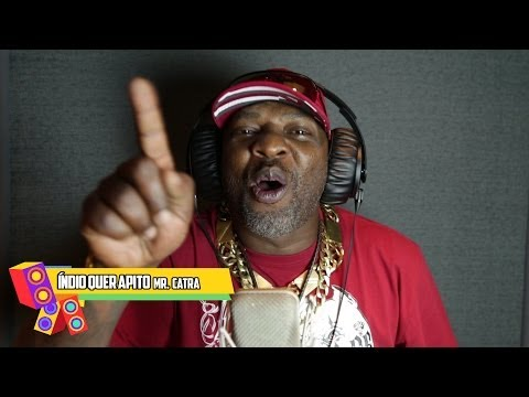 Mr. Catra - Índio Quer Apito (CD Pancadão das Marchinhas)