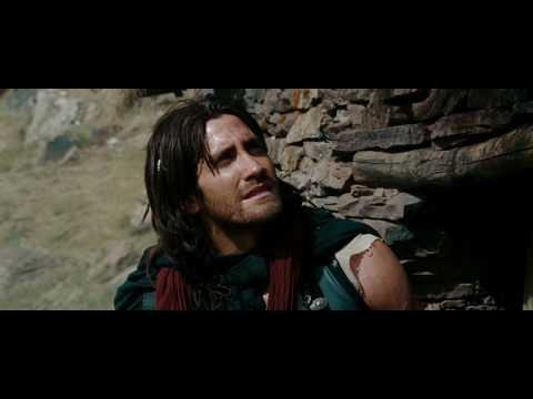 Ролик из фильма по игре Prince of Persia