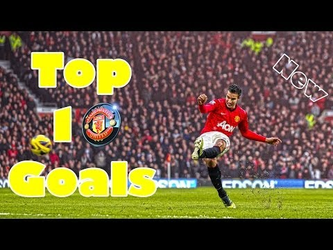 Robin van Persie ● Top 10 Goals For Manchester United ● Video by TNL510