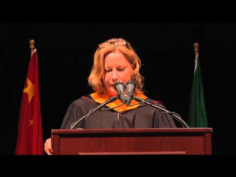Graduate 2014 Commencement