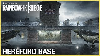 Rainbow Six Siege - Hereford Base Trailer