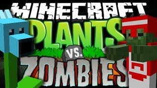 Minecraft Mod Plants Vs Zombies 2 Mod New Mobs And