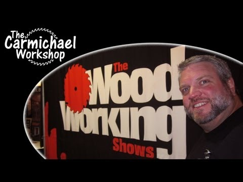 Weekend at The Woodworking Show Atlanta 2013