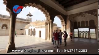 Kinh nghiệm Du lịch Ấn Độ (PHÁO ĐÀI ĐỎ AGRA)