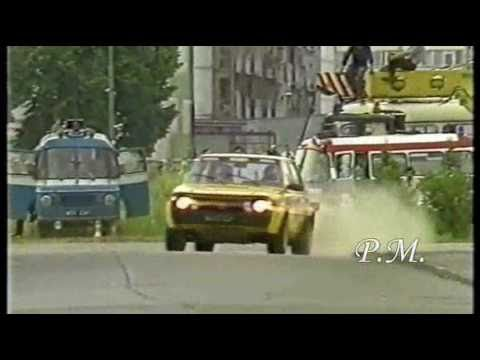 Polonez 2000 in action. Rally & Turbo version!