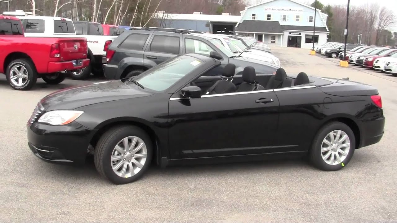 New chrysler 200 convertible southern maine motors best Southern motors used cars