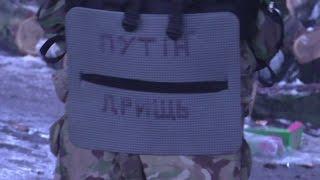 Боєць Правого Сектора Семен про ситуацію в Пісках