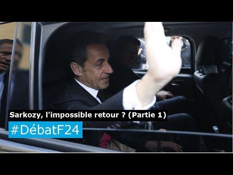Nicolas Sarkozy en garde à vue : un retour en politique compromis ? (Partie 1) - #DébatF24