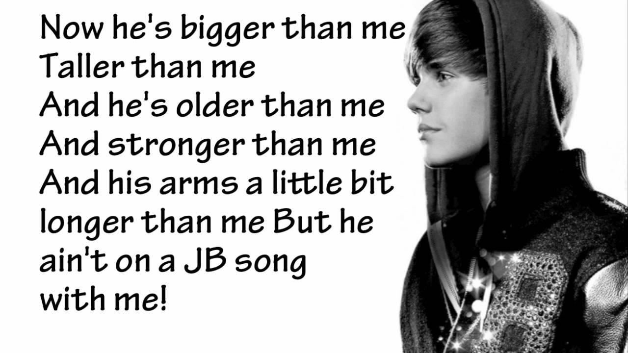 Justin Bieber - Never Say Never ft. Jaden Smith (Official ...