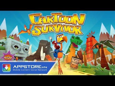 [Game] Cartoon Survivor - Vương quốc hoạt hình - AppStoreVn