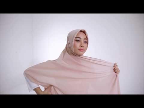 Cara Pemakain Hijab Yang Benar -  Tutorial Hijab untuk Wajah Bulat by Irna Dewi Neelam'