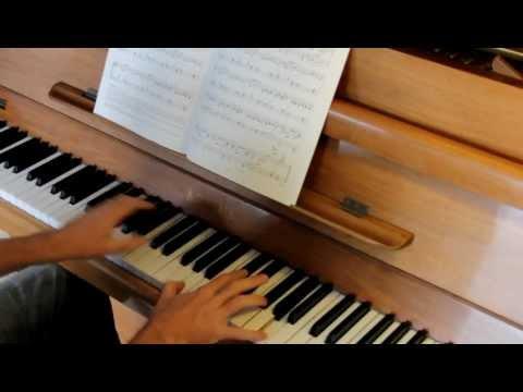Grade 5 Piano ABRSM, C3 Samba-lele, Villa-Lobos, 2013-2014