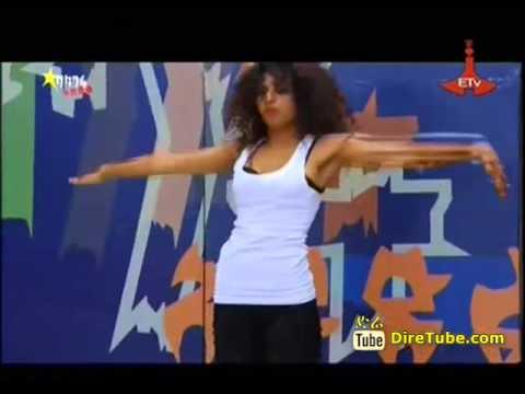 Hanna G\Egziabher Dance Contestant - Mekele