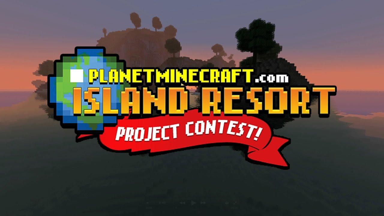 Minecraft island resort project contest promo youtube - Planetminecraft com ...