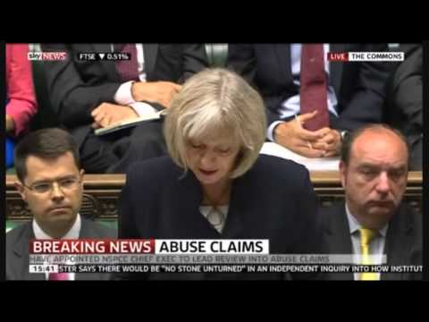 British Child Abuse Review.
