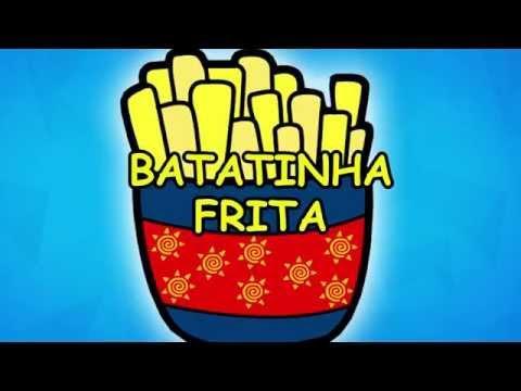 Batatinha Frita 1,2,3 - Hit da Formiguinha - Vaneyse - Brincadeira de criança
