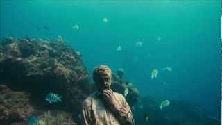 The Last Reef-Behind The Scenes-Statues Under The Sea.m4v