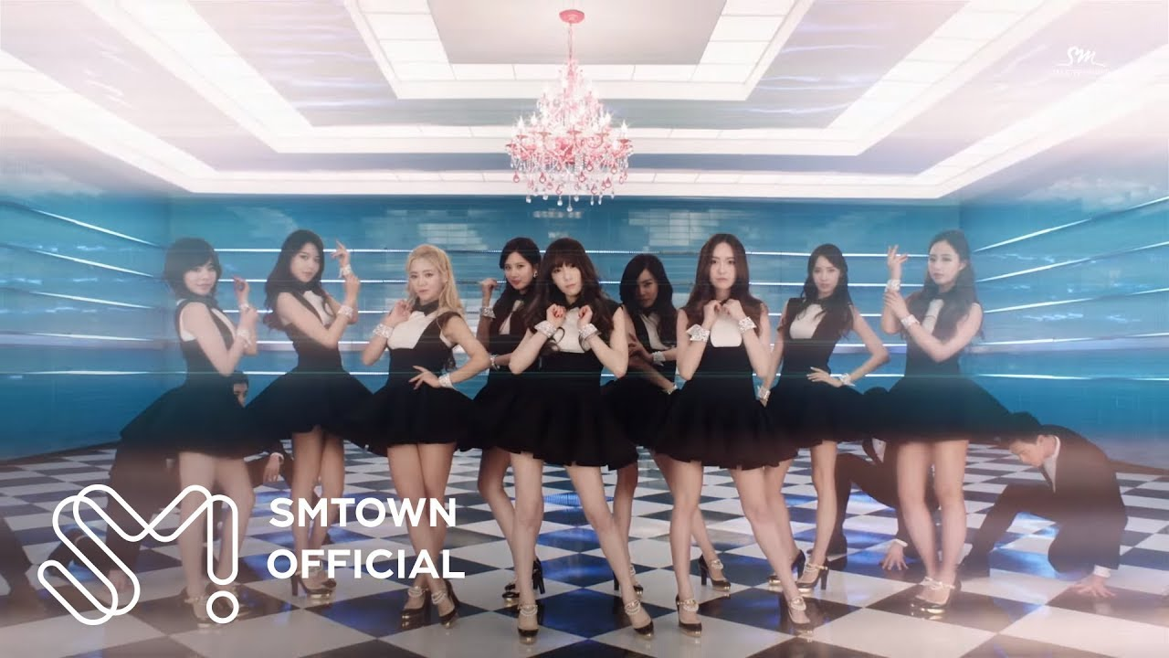 Girls' Generation (SNSD) – Mr.Mr.