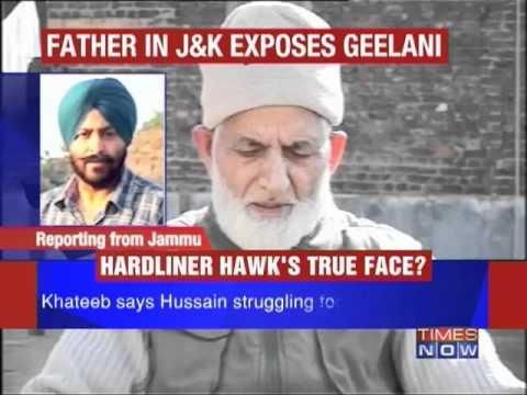 Hardliner Hurriyat hawk's true face?
