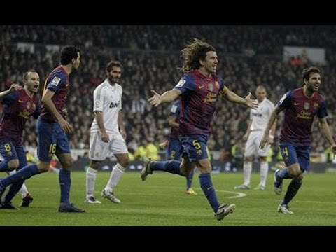 World's Best Soccer Skills #22 (2012 El Clasico-Copa Del Rey 1st Leg) (Music Video) HD