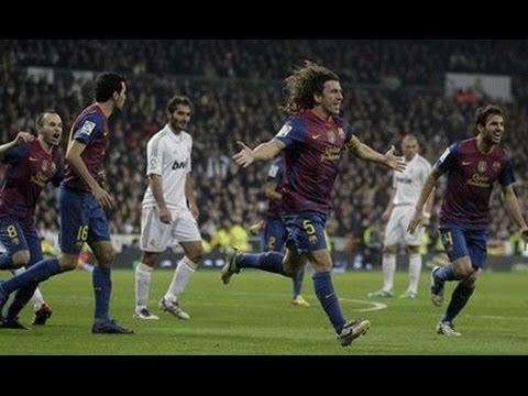 World's Best Soccer Skills #22 (2012 El Clasico-Copa Del Rey 1st Leg) (Music Video) HD