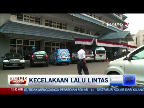 Kecelakaan Lalu Lintas - Kompas Siang 29 Agustus 2014