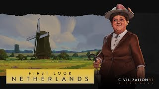 Sid Meier's Civilization VI - Rise and Fall: Netherlands