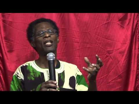 DR LLAILA AFRIKA IN LONDON ENGLAND 2014