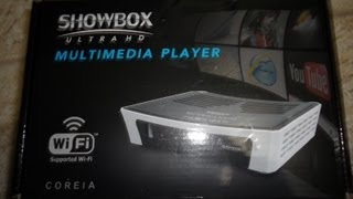 SHOWBOX ULTRA HD ATUALIZAR E CONFIGURAR SHOWBOX ULTRA HD
