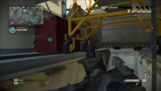 COD GHOST ナイファー tsnigg 動画投稿9 ハンドガンナイファー・・・