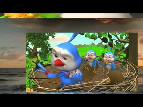 Bản sao của Chiếc Cầu Xoay   Bridge's Story   Bamboo Animat, Phim hoat hinh 3d