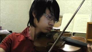 Pirates Of Caribbean He's A Pirate Violin