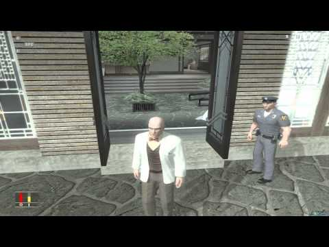 Hitman Blood Money - Mission #4: Flatline -Z9D72CjM294