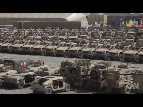 Packing Up In Afghanistan