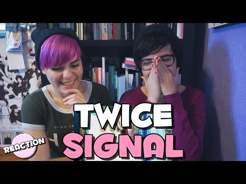 youtube video TWICE - SIGNAL ★ MV REACTION to 3GP conversion