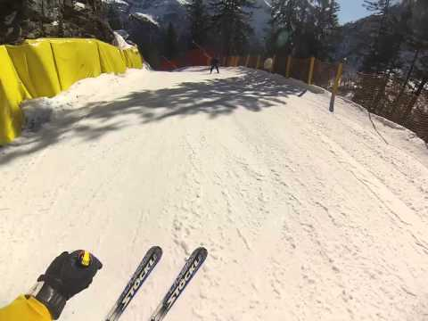 Max Sarto - Downhill Sagersboden Formazza Ski