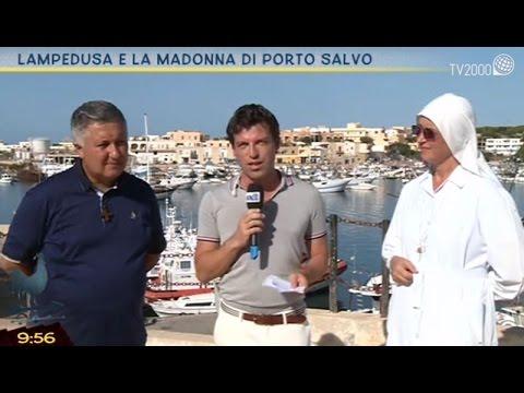 Lampedusa e la Madonna di Porto Salvo